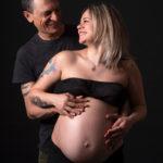 Marco Verri fotografia di gravidanza